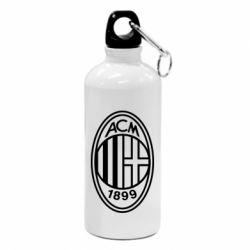 Фляга AC Milan logo