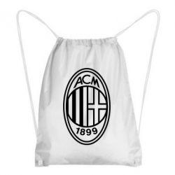 Рюкзак-мішок AC Milan logo