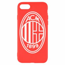 Чохол для iPhone 7 AC Milan logo