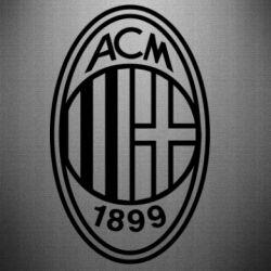 Наклейка AC Milan logo