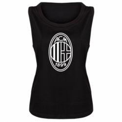 Майка жіноча AC Milan logo