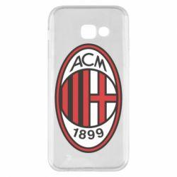 Чохол для Samsung A5 2017 AC Milan