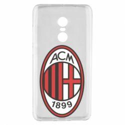 Чехол для Xiaomi Redmi Note 4 AC Milan