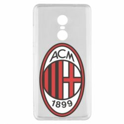 Чохол для Xiaomi Redmi Note 4x AC Milan