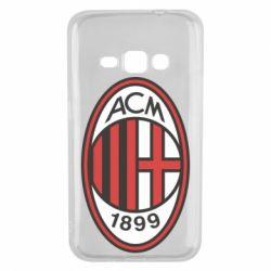 Чохол для Samsung J1 2016 AC Milan