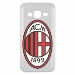Чохол для Samsung J2 2015 AC Milan