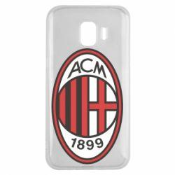 Чохол для Samsung J2 2018 AC Milan