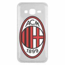 Чохол для Samsung J5 2015 AC Milan