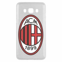 Чохол для Samsung J5 2016 AC Milan