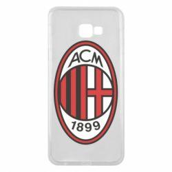 Чохол для Samsung J4 Plus 2018 AC Milan