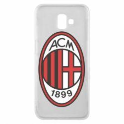 Чохол для Samsung J6 Plus 2018 AC Milan