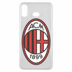 Чохол для Samsung A6s AC Milan