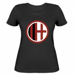 Жіноча футболка AC Milan
