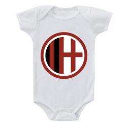 Дитячий бодік AC Milan