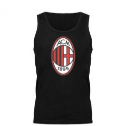 Мужская майка AC Milan - FatLine