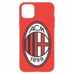 Чехол для iPhone 11 AC Milan