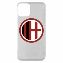 Чохол для iPhone 11 AC Milan