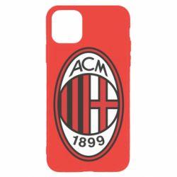Чохол для iPhone 11 Pro AC Milan
