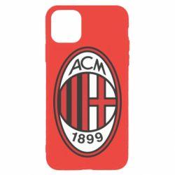 Чохол для iPhone 11 Pro Max AC Milan