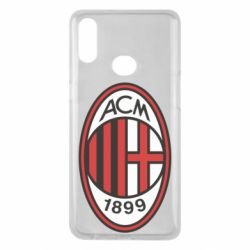 Чохол для Samsung A10s AC Milan
