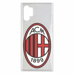 Чехол для Samsung Note 10 Plus AC Milan