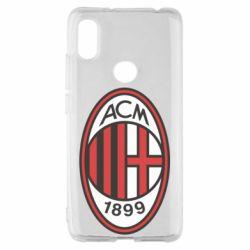 Чохол для Xiaomi Redmi S2 AC Milan