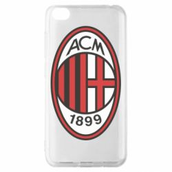 Чехол для Xiaomi Redmi Go AC Milan