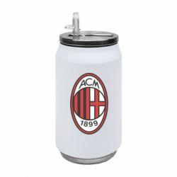 Термобанка 350ml AC Milan