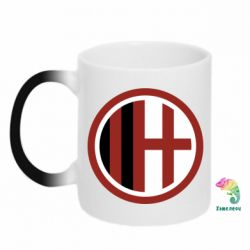 Кружка-хамелеон AC Milan