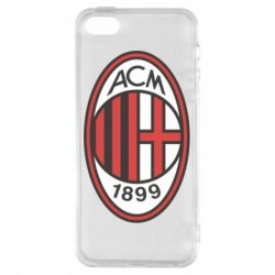 Чехол для iPhone5/5S/SE AC Milan