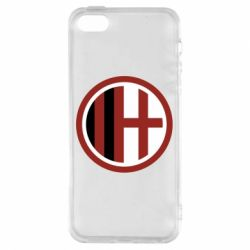 Чохол для iphone 5/5S/SE AC Milan