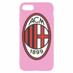 Чехол для iPhone 7 AC Milan