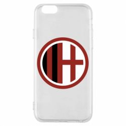 Чохол для iPhone 6/6S AC Milan