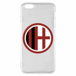 Чохол для iPhone 6 Plus/6S Plus AC Milan