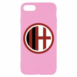 Чохол для iPhone 8 AC Milan
