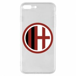 Чохол для iPhone 8 Plus AC Milan