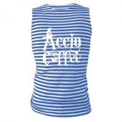 Майка-тельняшка Accio Coffee