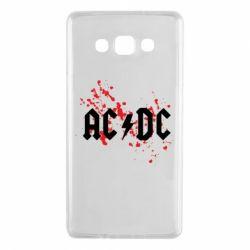 Чохол для Samsung A7 2015 ACDC