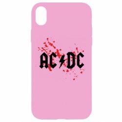 Чохол для iPhone XR ACDC