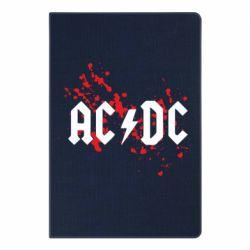 Блокнот А5 ACDC