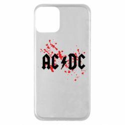 Чохол для iPhone 11 ACDC