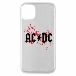 Чохол для iPhone 11 Pro ACDC