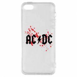 Чохол для iPhone 5 ACDC