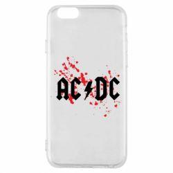 Чохол для iPhone 6 ACDC