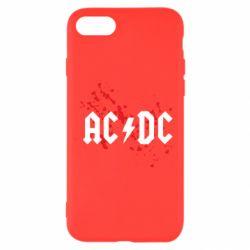 Чохол для iPhone 7 ACDC