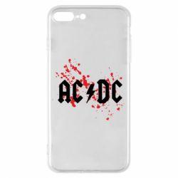 Чохол для iPhone 7 Plus ACDC