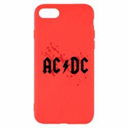 Чохол для iPhone 8 ACDC