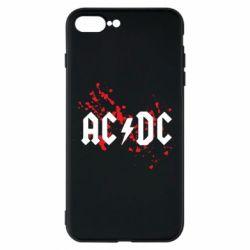 Чохол для iPhone 8 Plus ACDC