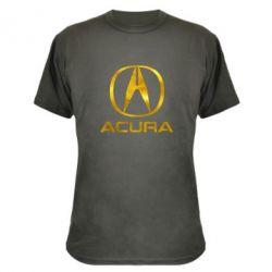 Камуфляжная футболка Acura Голограмма