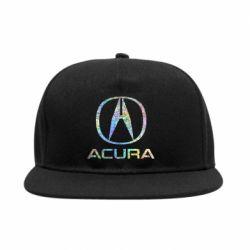 Снепбек Acura Голограмма